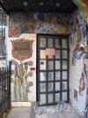 ул. Чайковского, д. 2/7. Двор. Малая Академия искусств худ. В.В. Лубенко. Вход. Фото май 2011 г.