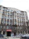 14-я линия В.О., д. 31 Доходный дом Д. П. Семенова-Тян-Шанского, Общий вид. Фото апрель 2014 г.