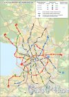 Концепции развития транспортной системы Санкт-Петербурга 2017-2038 гг (перспектива до 2048г.)