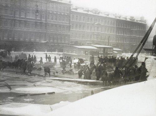 Катастрофа на Египетском мосту. 20 января 1905 года.