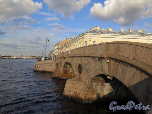 Прачечный мост. фото август 2014 г.