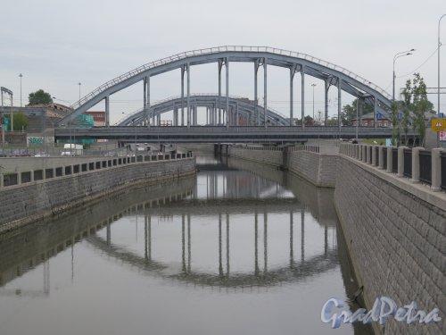 Американские мосты. Общий вид. фото сентябрь 2015 г.