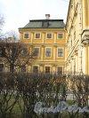 Университетская наб., д. 15. Флигель Меншиковского дворца. Фото апрель 2014 г.