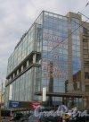 Выборгская наб., дом 55. Общий вид здания. 19 сентября 2014 г.