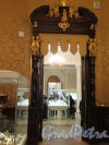Наб. реки Фонтанки, д. 21. Шуваловский дворец. Двери в Золотой Гостиной. фото март 2016 г.