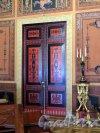 Наб. реки Фонтанки, д. 34. Дворец Шереметевых. Главный корпус. Этрусская гостиная. Двери. фото май 2017 г.