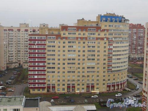 Морская набережная, дом 37, корпус 5. Фото 17 декабря 2014 года.