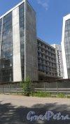 Всеволожск, улица Почтовая, дом 16. ЖК «Новая Швейцария». 7-этажная секция. Готовность объекта на 11 июля 2016 года.