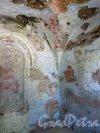 Копорская крепость, 13-18 вв. Внутристеновые каморы. фото июль 2015 г.