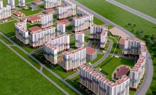 Проект жилого комплекса «Новая Охта».