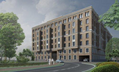 Проект жилого дома «Verona».