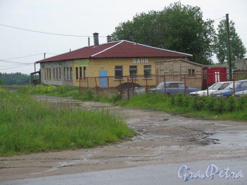 Деревня Оржицы, д. 4а. Баня. фото июнь 2016 г.