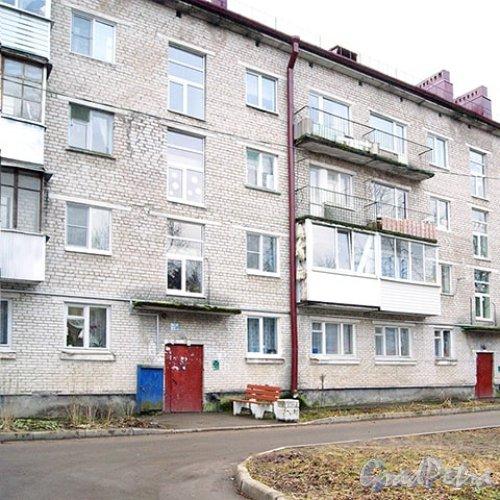 Лен. обд., Волосовский р-н, деревня Сельцо, дом 6. Фото февраль 2020 года.