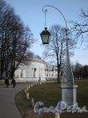 Елагин остров, д. 1. Елагиноостровский дворец. Кухонный остров. Фото апрель 2011 г.