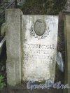 г. Пушкин, Кузьминское кладбище. Могила Гуляевского В.В. Фото 5 мая 2014 г.