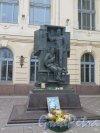 Памятник «Русской гвардии Великой войны» у Витебского вокзала. Общий вид. фото март 2015 г.