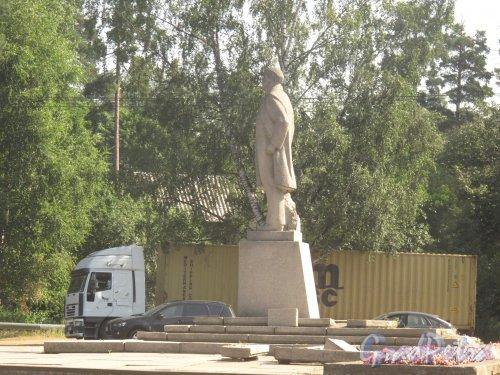 Памятник В.И. Ленину в городе Всеволожске