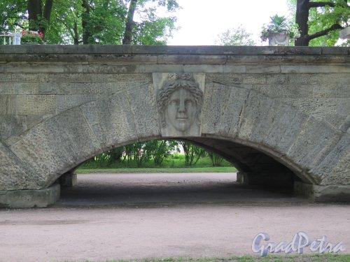 Екатерининский парк (Пушкин). Фрагмент Пандуса, 1792-94, арх. Ч. Камерон. фото июль 2015 г.