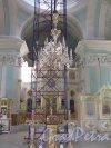Пл. Николаева, д. 6. Собор св. Екатерины Великомученицы. Интерьер. фото июль 2015 г.