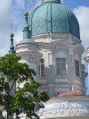 Пл. Николаева, д. 6. Собор св. Екатерины Великомученицы. Барабан главного купола. фото июль 2015 г.