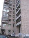 Пр. Маршала Жукова, дом 20. Вид со стороны дома 22. Фото февраль 2014 г.