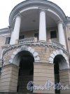 Пр. Стачек, дом 172. Фрагмент расселённого здания. Фото февраль 2014 г.