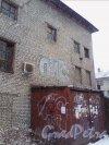 Дачный пр., дом 19, корпус 4. Фрагмент здания. Фото 15 марта 2014 г.