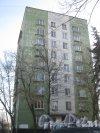 Пр. Народного Ополчения, дом 117. Общий вид здания. Фото 26 февраля 2014 г.