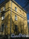 г. Красное Село, пр. Ленина, дом 96. Фрагмент фасада здания. Фото 23 апреля 2014 г.
