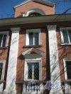 г. Красное Село, пр. Ленина, дом 94. Фрагмент фасада. Фото 23 апреля 2014 г.