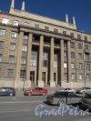 Заневский пр., д. 4. Жилой дом. Фрагмент фасада. Фото март 2014 г.