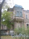 Рижский пр., дом 27. Фрагмент фасада. Фото 26 октября 2014 г.