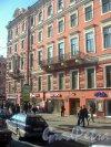 Невский пр., д. 78 / Литейный пр. д. 64. Фрагмент фасада по Невскому проспекту. Фото май 2003 г.