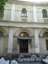 Невский пр., 39. Аничков дворец. Сервизный корпус. Вход из сада. Фото май 2014 г.