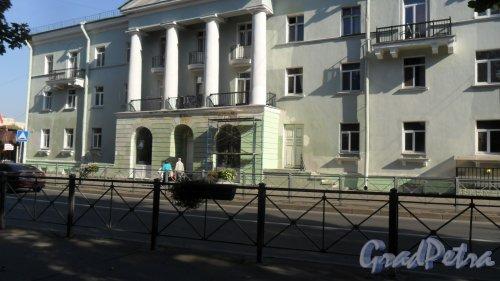 Город Зеленогорск, проспект Ленина, дом 23. Фото 20 сентября 2014 года.