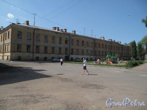 набережная реки Фонтанки, дом 90, корпус 4, литера Г. Двор. Внутридворовые корпуса. фото май 2014 г.