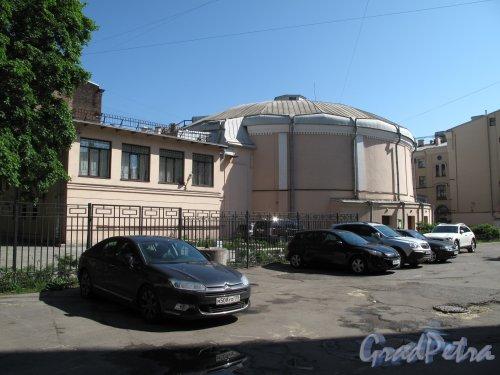 Невский пр., д. 100. Дворовый корпус, Панорама