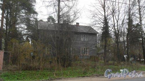 Ленинградская область, город Всеволожск. Всеволожский проспект, дом 81. Фото 3 мая 2015 года.