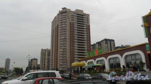 Проспект Королева, дом 20,корпус 1. 24-этажный жилой дом 2008 года постройки. Управляющая компания