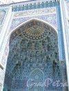 Кронверкский пр., д. 7. Соборная мечеть. Парадный Вход. Фото июль 2015 г.