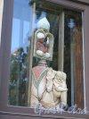 Большой пр., В.О., д. 7 / 2-я линия В.О., д. 15. Доходный дом Г. И. Винтергальтера. 5-е Окно-витрина Кафе «Хурма». фото август 2015 г.