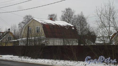 г. Всеволожск, Торговый проспект, дом 14. Фото 4 марта 2016 года.