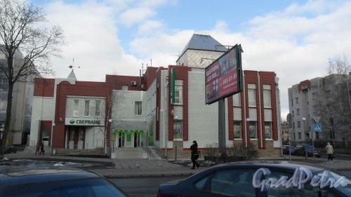 Лен. область, Всеволожский р-н, г. Всеволожск, Октябрьский проспект, дом 83 / переулок Вахрушева, дом 1