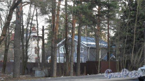 Лен. область, Всеволожский р-н, г. Всеволожск, Октябрьский проспект, дом 93. Фото 11 марта 2016 года.