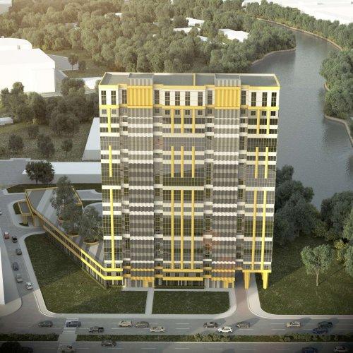 Проспект Энергетиков, дом 4. Утвержденный Службой госстройнадзора и экспертизы проект жилого дома.