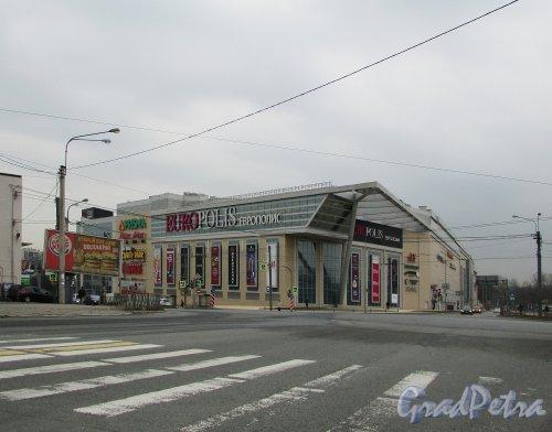 Полюстровский проспект, дом 84, литера А. ТРЦ «EUROPOLIS» («Европолис»)