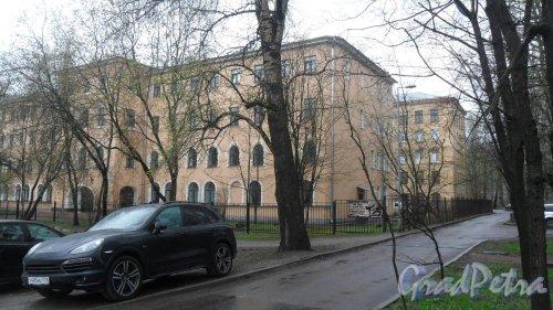 2-й Муринский проспект, дом 12, корпус 1.