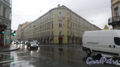 Вознесенский проспект, дом 22 / Казанская улица, дом 43.
