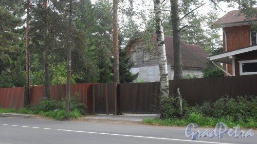 Всеволожск, Христиновский проспект, дом 58. Фото 9 сентября 2016 года.