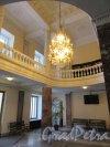 Невский пр., д. 39. Аничков дворец. Фойе 2-го этажа. Общий вид. фото март 2018 г.